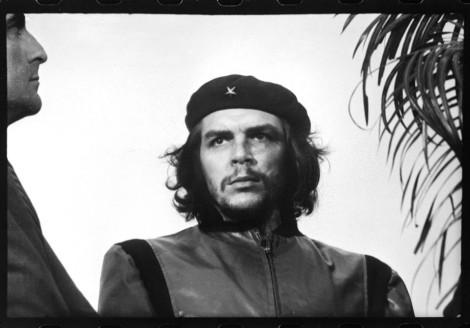 Foto original y completa del Che Guevara